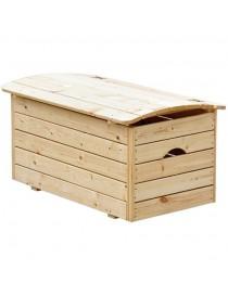WOOD TOY BOX 81 X 50 X 47