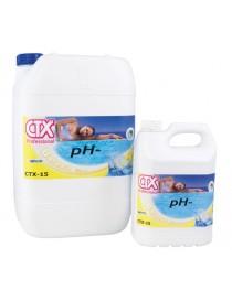 CTX 15 10 L pH MINUS LIQUIDO
