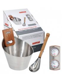 Kit accesorios para sauna