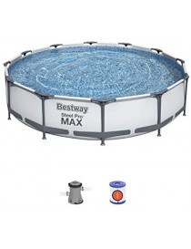PISCINA STEEL PRO MAX 366 X 76