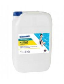 MINORADOR DE pH LIQUIDO 10 L