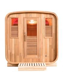 Sauna Gaïa Nova - 6 Plazas
