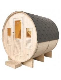 Sauna Gaïa Omega - 6 plazas